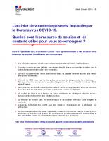 Mesures pour les entreprises (PDF – 718.93 Ko)
