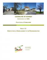 PIECE 3-Orientations d'aménagement et de programmation