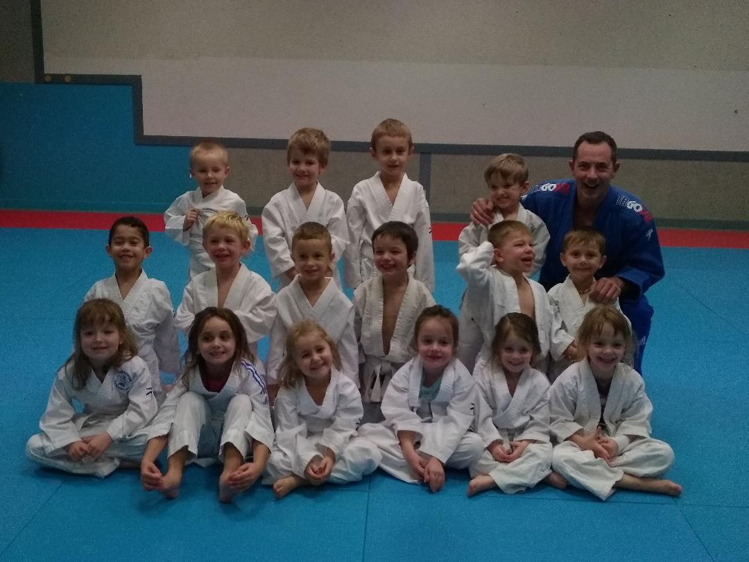 Photo groupe Judo Club de Sonnay 2