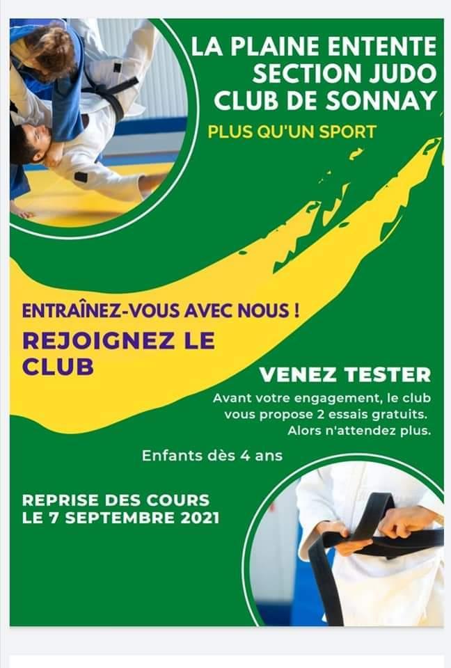judo 2021 affiche